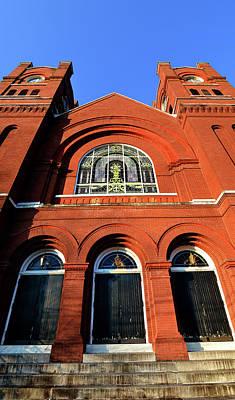 Photograph - Saint Paul Methodist Church by Jason Bohannon