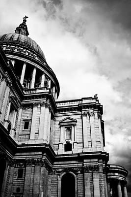 Nila Photograph - Saint Paul by Nila Newsom