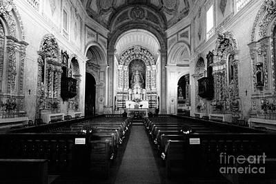 Azoren Photograph - Saint Peter Church by Gaspar Avila