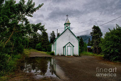 Photograph - Saint Saviors Church by David Arment