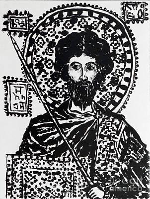 Saint Theodore Stratelates Original