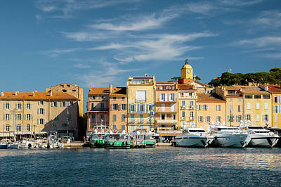 Photograph - Saint Tropez by Michael Niessen