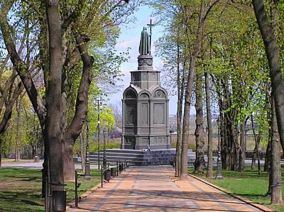 Photograph - Saint Volodymyr by Oleg Zavarzin