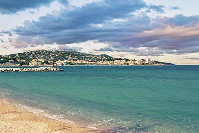 Photograph - Sainte Maxime by Iryna Goodall