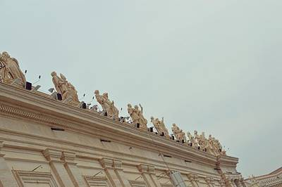 Photograph - Saints Above by JAMART Photography