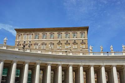 Photograph - Vatican Saints All Around  by JAMART Photography