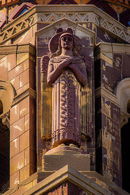 Photograph - Saints Watch Over Us by Onyonet  Photo Studios