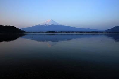 Photograph - Sakasa Fuji by Robin Street-Morris