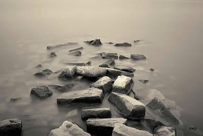 Photograph - Sakonnet River I Toned by David Gordon