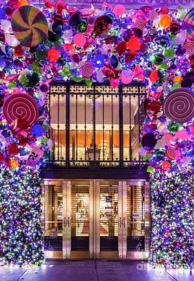 Photograph - Saks 2016 by Betsy Foster Breen