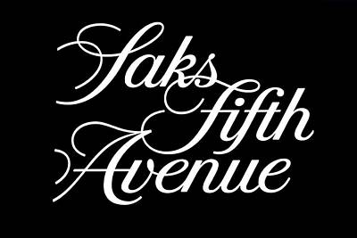 Photograph - Saks Fifth Avenue by Frozen in Time Fine Art Photography