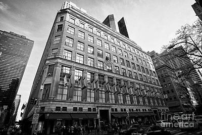 Saks Fifth Avenue Art | Fine Art America