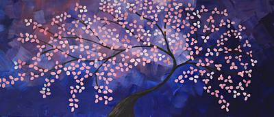 Painting - Sakura Tree by Iuliana O