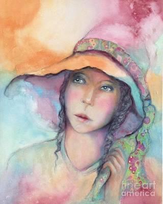 Painting - Sal by Pamela Vosseller