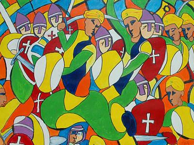 Saladeen And The Crusaders Original