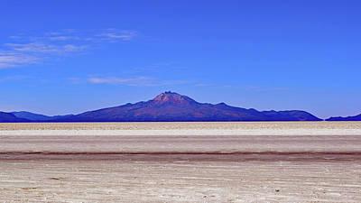 Photograph - Salar De Uyuni No. 222-1 by Sandy Taylor