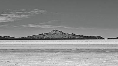 Photograph - Salar De Uyuni No. 222-2 by Sandy Taylor