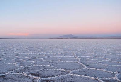 Photograph - Salar De Uyuni No. 3-1 by Sandy Taylor