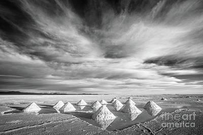 Photograph - Salar De Uyuni by Olivier Steiner