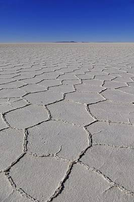 Photograph - Salar De Uyuni Tour 62 by Skip Hunt