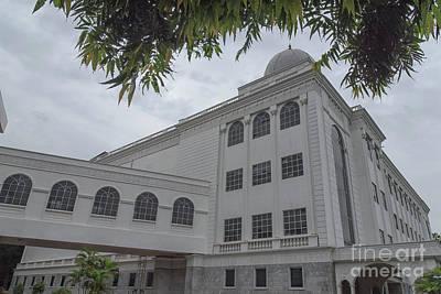 Photograph - Salar Jung Museum Architecture by Kiran Joshi