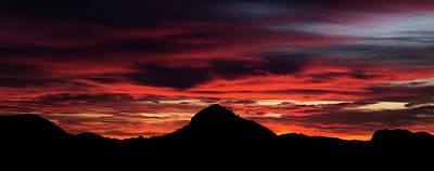 Photograph - Salaro Sunset 25 by Tom Daniel