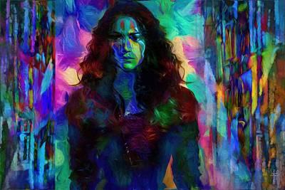 Salem Colors - Blue Version  Original by Daniel Arrhakis