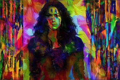 Salem Colors  Original by Daniel Arrhakis