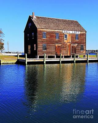 Photograph - Salem Massachusetts by Mim White