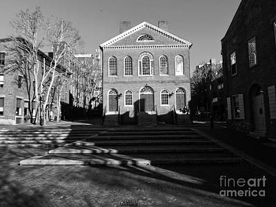 Photograph - Salem Old Town Hall by Lita Kelley