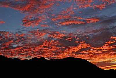 Photograph - Salero Sunset 14 by Tom Daniel