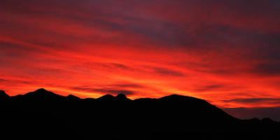 Photograph - Salero Sunset 20 by Tom Daniel