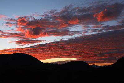 Photograph - Salero Sunset 23 by Tom Daniel