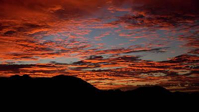 Photograph - Salero Sunset 26 by Tom Daniel