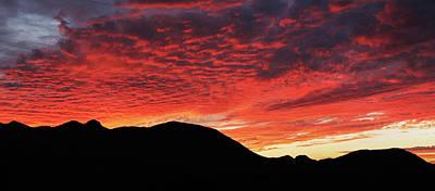 Photograph - Salero Sunset 6 by Tom Daniel