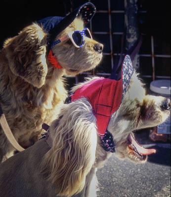 Photograph - Salesdogs - Venice Beach by Samuel M Purvis III