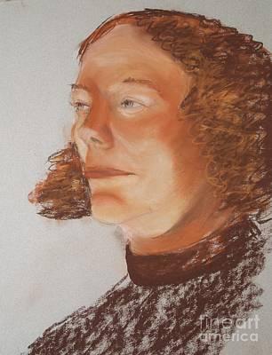 Pastel - Sally 2 by Nancy Kane Chapman