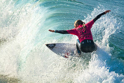 Sally Fitzgibbons Art Print