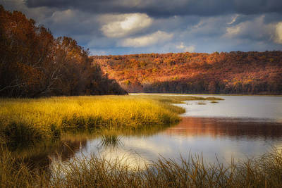 Photograph - Sally Jones Lake by James Barber