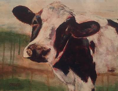 Painting - Sally by Kathy Stiber
