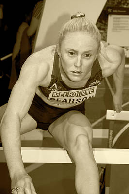 Photograph - Sally Pearson by Miroslava Jurcik