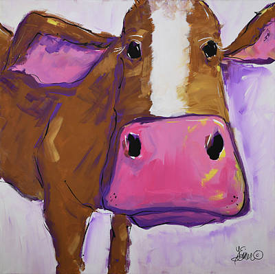 Painting - Sally by Terri Einer