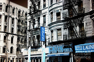 Photograph - Sal's Of Broome Street by John Rizzuto