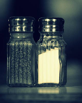 Photograph - Salt And Pepper by Joseph Skompski