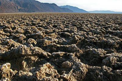 Photograph - Salt Flats by Inge Riis McDonald