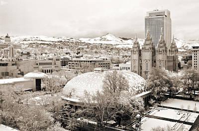 Salt Lake City Landmarks Original