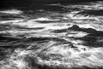 Salt Point Chaos Print by Jon Glaser