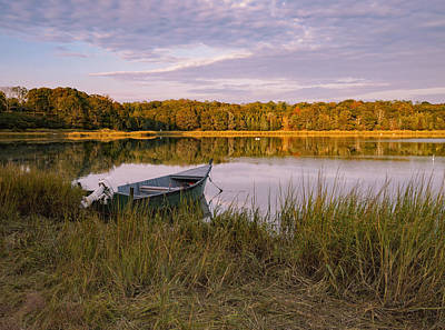 Photograph - Salt Pond 2 Eastham Ma by Marianne Campolongo