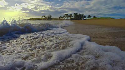 Photograph - Salt Pond Beach by Steven Lapkin