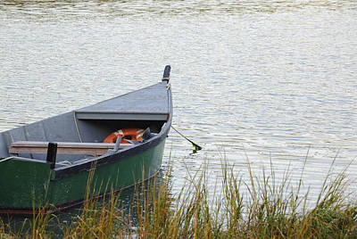Photograph - Salt Pond Serenity by Marianne Campolongo